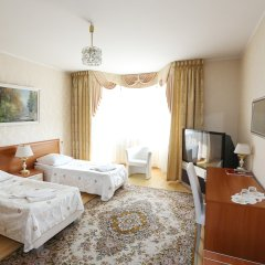 Гостевой Дом Клавдия Улучшенный номер с разными типами кроватей