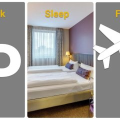 Гостиница Мини-Отель Sleep and Fly KBP Airport Украина, Борисполь - отзывы, цены и фото номеров - забронировать гостиницу Мини-Отель Sleep and Fly KBP Airport онлайн фото 3