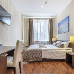 Отель Vilnius City Литва, Вильнюс - 10 отзывов об отеле, цены и фото номеров - забронировать отель Vilnius City онлайн комната для гостей фото 2