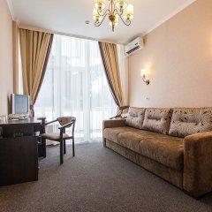 Гостиница Санаторно-курортный комплекс Знание 3* Номер Комфорт с разными типами кроватей фото 3