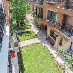 Отель Villa Brigantina балкон