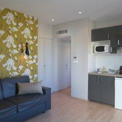 Апарт-Отель Ajoupa 2* Апартаменты с различными типами кроватей фото 14