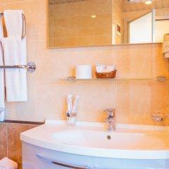 Гостиница Белый Грифон Апартаменты с различными типами кроватей фото 13