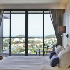 Отель Yama Phuket 4* Люкс разные типы кроватей фото 4