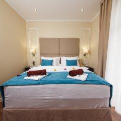 Гостиница Голубая Лагуна Полулюкс с различными типами кроватей фото 2