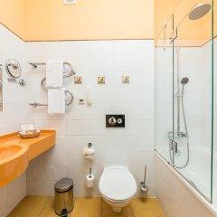 Гостиница Alean Family Resort & SPA Doville 5* Улучшенный номер с разными типами кроватей фото 6