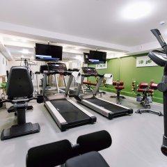 Гостиница Bellagio фитнесс-зал