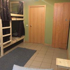 Хостел The Secret Place Семейный номер Эконом разные типы кроватей (общая ванная комната) фото 3