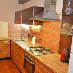 Апартаменты у Аквапарка Люкс с разными типами кроватей фото 27