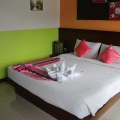 Green Harbor Patong Hotel 2* Стандартный номер разные типы кроватей фото 28