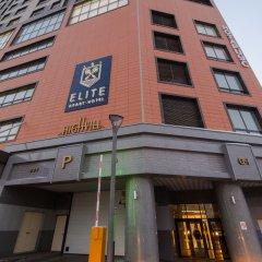 Гостиница Апарт-Отель Elite Казахстан, Нур-Султан - 2 отзыва об отеле, цены и фото номеров - забронировать гостиницу Апарт-Отель Elite онлайн вид на фасад