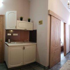 Мини-Отель Меланж Стандартный номер с различными типами кроватей фото 20