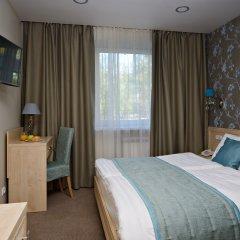Гостиница ХИТ 3* Стандартный номер с двуспальной кроватью фото 2