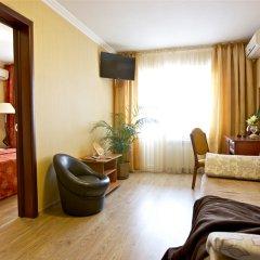SPA-Отель Охотник Студия с различными типами кроватей