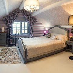 Мини-отель Грандъ Сова Улучшенный номер с различными типами кроватей фото 2