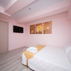Гостиница на Павелецкой Улучшенный номер с различными типами кроватей фото 9
