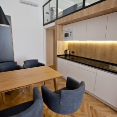 Апарт-Отель F12 Apartments Апартаменты с различными типами кроватей фото 18