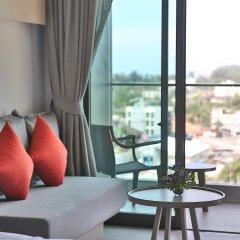 Отель Yama Phuket балкон