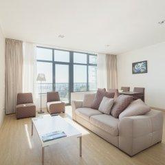 Апарт-Отель Бревис 3* Апартаменты с различными типами кроватей фото 10