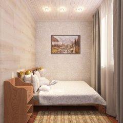 Гостиница Аквариус Люкс с различными типами кроватей