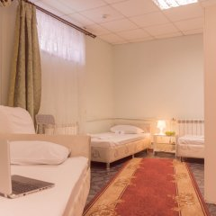 Гостиница Андрон на Площади Ильича Стандартный номер разные типы кроватей фото 9