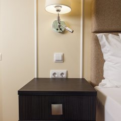 Гостиница Голубая Лагуна Люкс разные типы кроватей фото 14