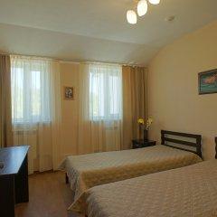 Гостиница Славянка Стандартный номер с различными типами кроватей фото 6
