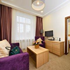 Гостиница Ярославская 3* Люкс с двуспальной кроватью фото 6