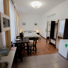 Апартаменты Дерибас Улучшенный номер с различными типами кроватей фото 9