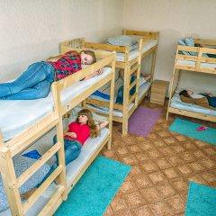 БМ Хостел Кровать в общем номере с двухъярусной кроватью фото 11