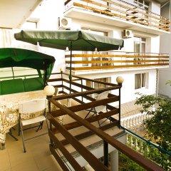 Гостевой дом Багира Номер с общей ванной комнатой с различными типами кроватей (общая ванная комната) фото 3
