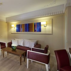 Euphoria Hotel Tekirova 5* Люкс с различными типами кроватей фото 4