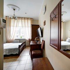 Гостевой дом Луидор Апартаменты с двуспальной кроватью фото 5