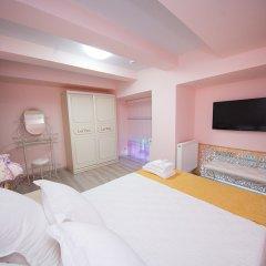 Гостиница на Павелецкой Улучшенный номер с различными типами кроватей фото 13