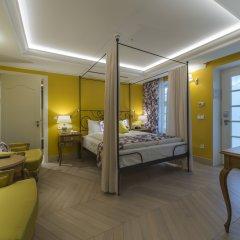 Отель Relais le Chevalier Улучшенный номер с различными типами кроватей фото 5
