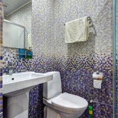 Мини-Гостиница Брусника Щелковская ванная фото 13