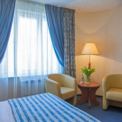 Гостиница Мармара 3* Улучшенный номер с различными типами кроватей фото 4
