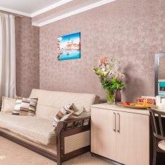 Гостевой дом Милотель Маргарита Улучшенный номер с разными типами кроватей фото 3