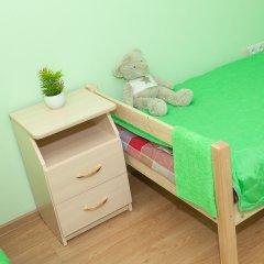 Хостел ВАМкНАМ Захарьевская Стандартный номер с различными типами кроватей фото 12
