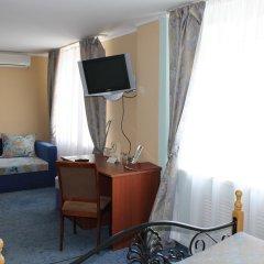 Гостиница AMAKS Центральная Студия разные типы кроватей фото 7