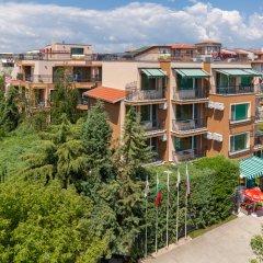 Отель Villa Brigantina вид на фасад фото 2