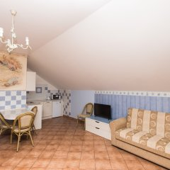 Гостиница Вилла Форт Апартаменты с различными типами кроватей