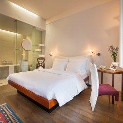 Отель Design Neruda 4* Номер Делюкс с различными типами кроватей фото 2