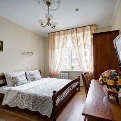Гостевой дом Луидор Апартаменты с двуспальной кроватью