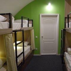 Хостел Кроличья Нора Кровать в мужском общем номере с двухъярусными кроватями фото 3