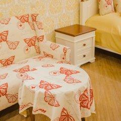 Мини-отель London Eye Улучшенный номер с различными типами кроватей фото 8