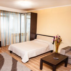 Апартаменты Ника комната для гостей фото 3