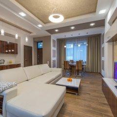 Гостиница Коттеджный комплекс Привилегия комната для гостей фото 4