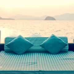 Sri Panwa Phuket Luxury Pool Villa Hotel балкон фото 2