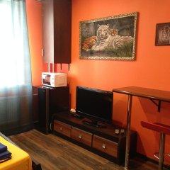 Megapolis Hotel 3* Стандартный номер с двуспальной кроватью фото 3